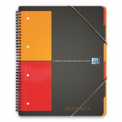 Maxi Spiralato International Organiserbook 5 mm. con margini 240x297 mm. (5 Pz)