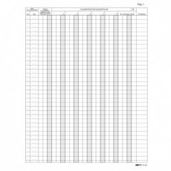 Registro IVA CORRISPETTIVI per Mancato funzionamento registratore cassa 31x24.5