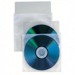 Buste Porta CD/DVD Insert CD PRO - SEI ROTA 430107 (25 Pz)