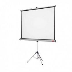 Schermo Videoproiettore a treppiede 4:3 da 200x151 cm. NOBO 1902397