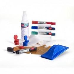 Kit per lavagne bianche - NOBO 1901430 Tutto l'occorrente per usare una Lavagna