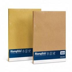 Carta Colorata riciclata RISMA FIELD FAVINI A4 90 gr. 100 Fg. NOCCIOLA