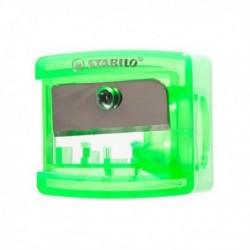 Temperamatita 1 foro per Maxi-Matita XXL 10 mm. Woody STABILO (conf. 12 Pz)