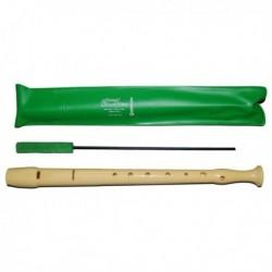 Flauto dolce per scuola HOHNER B9508 flauto dolce in resina, corpo unico colore