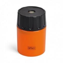 Temperamatite 1 fori con contenitore in plastica LEBEZ 403 (conf. 10 Pz)