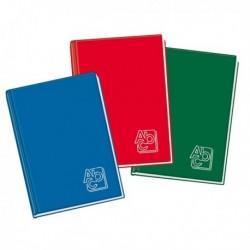 Registro cartonato 21x30 cm. A4 - quadretti 5 mm - 48 Fg. BLASETTI 1336