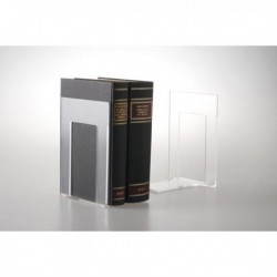 Reggilibri Mr Acrylic ACR003 TECNOSTYL - TRASPARENTE (2 Pz)