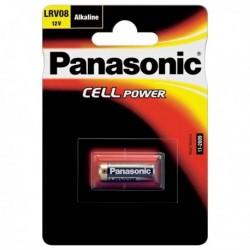 Micropila LRV08 alcalina 12 V Pila alcalina da 12 Volt PANASONIC