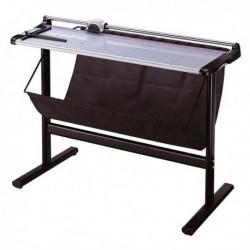 Taglierina a lama rotante A0 1300 mm. TITANIUM 3022 con tavolo di supporto
