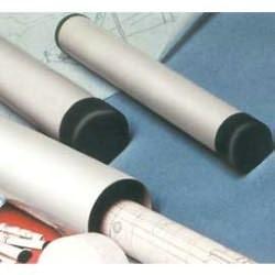Tubo portadisegni in cartone 54 cm. diam. 6 cm. (24 Pz) 841/50 CWR