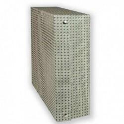 Scatola archivio in legno ''universale'' 38x27 cm dorso 12 BREFIOCART