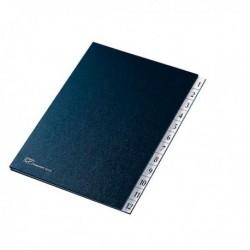 Classificatore Cartella Monitore Numerico 1/12 627-N BLU 24x34 cm.