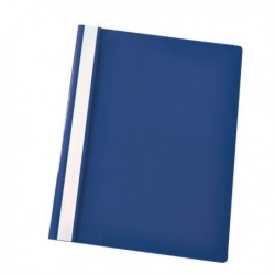 Cartellina Portadocumenti PPL con fermafogli 21x29.7 BLU Report File (25 Pz)
