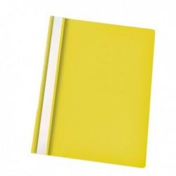 Cartellina PPL Con Fermafogli 21x29.7 A4 GIALLO Report File ESSELTE (25 Pz)