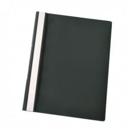 Cartellina PPL Con Fermafogli 21x29.7 A4 NERO Report File ESSELTE (25 Pz)