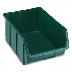 Vaschetta Ecobox 115 VERDE 33.3x50.5x18.7 TERRY in PPL
