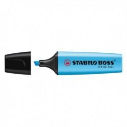 Evidenziatore Stabilo Boss Original AZZURRO 2-5 mm - 70/31 (conf. 10 Pz)