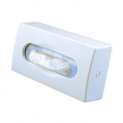 Dispenser 140x70x270 mm. Murale per veline di carta - MAR PLAST A50801