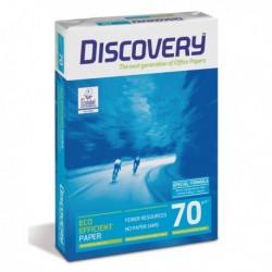 Carta BIANCA Discovery 70 - A4 - 70 gr. risma da 500 Fg. NAVIGATOR (5 Pz)