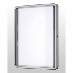 Bacheca per interni NOBO - a finestra - 9xA4 - 75x3.7x100 cm. - Verticale