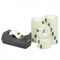 Dispenser C38 Multi-Pack con 14 Rotoli sfusi SCOTCH Magic 900 19 mm. X 33 Mt.