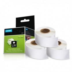 Etichette per Dymo LabelWriter - 89x36 mm - BIANCO - S0722400 (2 Rot. x 260 Et.)