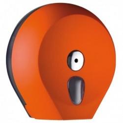 Dispenser Carta Igienica Midi Jumbo Orange Soft Touch MAR PLAST