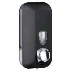 Dispenser Sapone Liquido 0.55 Lt. Black Soft Touch MAR PLAST.