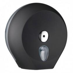 Dispenser Carta Igienica Midi Jumbo Black Soft Touch MAR PLAST. Adatto per carta