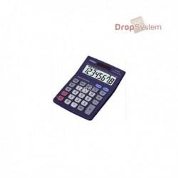 Calcolatrice da tavolo MS-8verII 8 cifre CASIO extra big lc-display a 8 cifre.