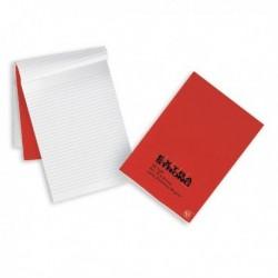 Blocco note EXTRA STRONG A4 ad 1 Rigo 50 Fg. da 60 gr. PIGNA (conf. 10 Pz)