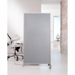 Parete divisoria da ufficio 80x40x170 cm GRIGIO CHIARO - SERENA GROUP WAL804017G