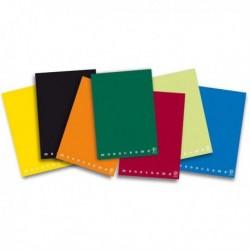 Quaderno MONOCROMO PIGNA - A5 - 40 Fg. 80 gr. 4 mm (conf. 10 Pz)