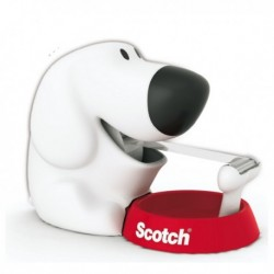 Dispenser Fido C31 + 1 rotolo SCOTCH Magic 810 - 19 mm X 7.5 Mt.