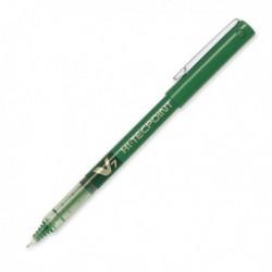 Roller V7 Pilot HI-TECPOINT 0.7 mm VERDE - 011713 Penna ad inchiostro liquido