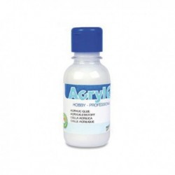 Colla Acrilica 125 ml CMP. Colla a base acrilica adatta per attaccare i