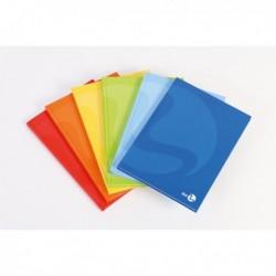 Maxiquaderno Cartonato A4 80 gr. 192 Fg+ 1 1 rigo Color 80 BM (5 Pz).