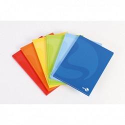 Quaderno Cartonato A5 80 gr. 192 Fg+1 5 mm Color 80 BM (5 Pz).