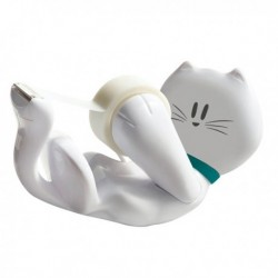 Dispenser SCOTCH C39-eu Kitty +1 rotolo scotch Magic 810 - 19 mm X 7.5 Mt.
