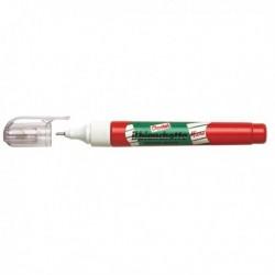 Correttore bianchetto Pentel pocket 7 ml. Punta Fine ZL63-WI