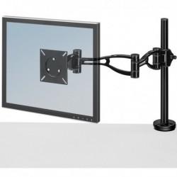 Braccio porta monitor singolo FELLOWES. Braccia meccaniche aggiustabili in
